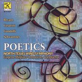 Klavier Wind Project - Poetics / Corporon, North Texas