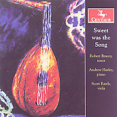 Attey: Sweet was the song;  Quilter, etc / Bracey, Harley
