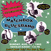 Matchbox Bluesband: Live Recording Extravaganza! *
