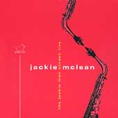 Jackie McLean: The Jackie Mac Attack Live