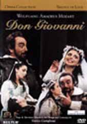 Mozart / DON GIOVANNI / Michael Halasz / Bruson, Bikov [DVD]