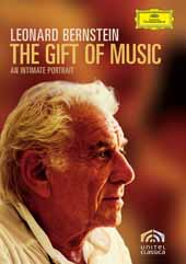 Leonard Bernstein / The Gift Of Music [DVD]
