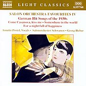 Light Classics - Salon Orchestra Favourites IV