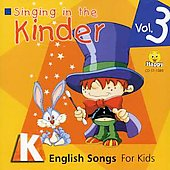 Various Artists: Singing in the Kinder, Vol. 3