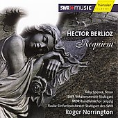 Berlioz: Requiem / Norrington, Spence, Stuttgart RSO, et al