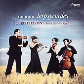 Haydn: String Quartets Op 33 / Quatuor Terpsycordes