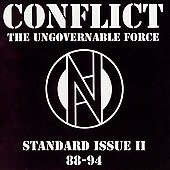Conflict: Standard Issue, Vol. 2: '88-'94