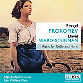 Prokofiev, Ward-Steinman / Lustgarten, Williams