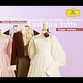 Mozart: Cos&#236; fan tutte / Jochum, Seefried, Prey, et al
