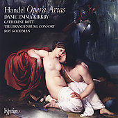Handel: Opera Arias / Kirkby, Bott, Goodman, et al