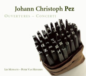Pez: Concert Pastoral in D major, etc