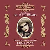 Prima Voce - Strauss: Die Fledermaus / Krauss, Patzak, G&uuml;den, Wagner, Gedda, et al