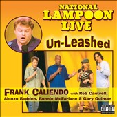 Frank Caliendo: National Lampoon Live: Un-Leashed [PA] [Digipak] *
