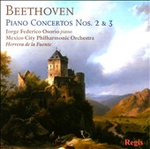 Beethoven: Piano Concertos Nos. 2 & 3