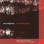 Heather Masse/Becca Stevens/Sam Sadigursky/Peter Rende: The Words Project *