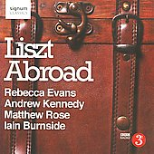 Liszt Abroad