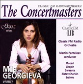 The Concertmasters: Mila Georgieva