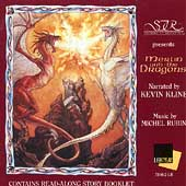 Kevin Kline (Actor): Merlin and the Dragons