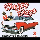 Various Artists: Happy Days [Box]