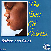 Odetta: The Best of Odetta: Ballads & Blues