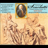 Scarlatti: Complete Keyboard Sonatas, Vol. 1