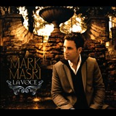 Mark Masri: La Voce [Digipak]