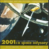 Various Artists: 2001: A Space Odyssey [Original Motion Picture Soundtrack]