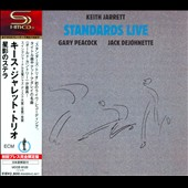 Keith Jarrett/Keith Jarrett Trio: Standards Live
