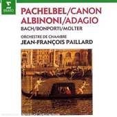 Works By Pachelbel, Bach & Albinoni