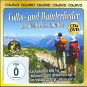 Various Artists: Volks-Und Wanderlieder Aus Deutschen Landen [CD/DVD]