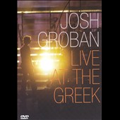 Josh Groban: Live at the Greek [DVD & CD]