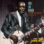 John Lee Hooker: Blues in Transition 1955-1959
