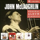 John McLaughlin: Shakti/A Handful of Beauty/Natural Elements/Electric Guitarist/Electric Dreams