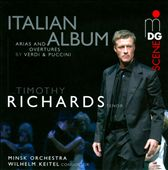 Italian Album / Tenor Timothy Richards