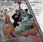 Memento Mei / Choral works of the Renaissance