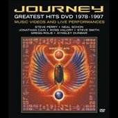 Journey (Rock): Greatest Hits DVD 1978-1997: Videos and Live Performances