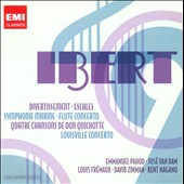 20th Century Classics: Ibert / Emmanuel Pahud; Jos&eacute; van Dam; Louis Fr&eacute;maux; Kent Nagano