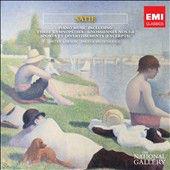 Satie: Piano Music (The National Gallery Collection)
