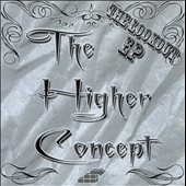 The Higher Concept: Lookout EP [EP] *
