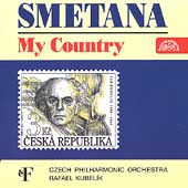 Smetana: My Country / Kubel&#237;k, Czech Philharmonic Orchestra