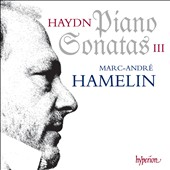 F.J. Haydn: Piano Sonatas, Vol. 3 / Marc-Andr&eacute; Hamelin