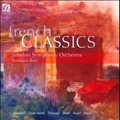 French Classics / Gounod, Saint-Sa&euml;ns, Debussy, Bizet, Ravel, et al. / Yondai Butt, London Symphony Orchestra