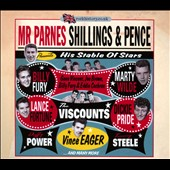 Mr Parnes Shillings & Pence: His Stable of Stars [Digipak]