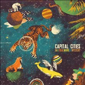 Capital Cities: In a Tidal Wave of Mystery [Digipak]