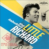 Little Richard: Fabulous Little Richard/It's Real [Bonus Tracks] *