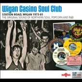 Various Artists: Club Soul, Vol. 5: Wigan Casino Soul Club [Digipak]