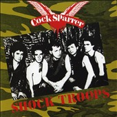Cock Sparrer: Shock Troops