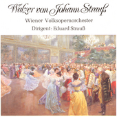 J. Strauss: An der Sch&#246;nen Blauen Donau, etc / E. Strauss
