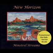 Minstrel Streams: New Horizon [Digipak] *