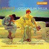 Vivaldi: Ottone in Villa / Hickox, Argento, Gritton, et al